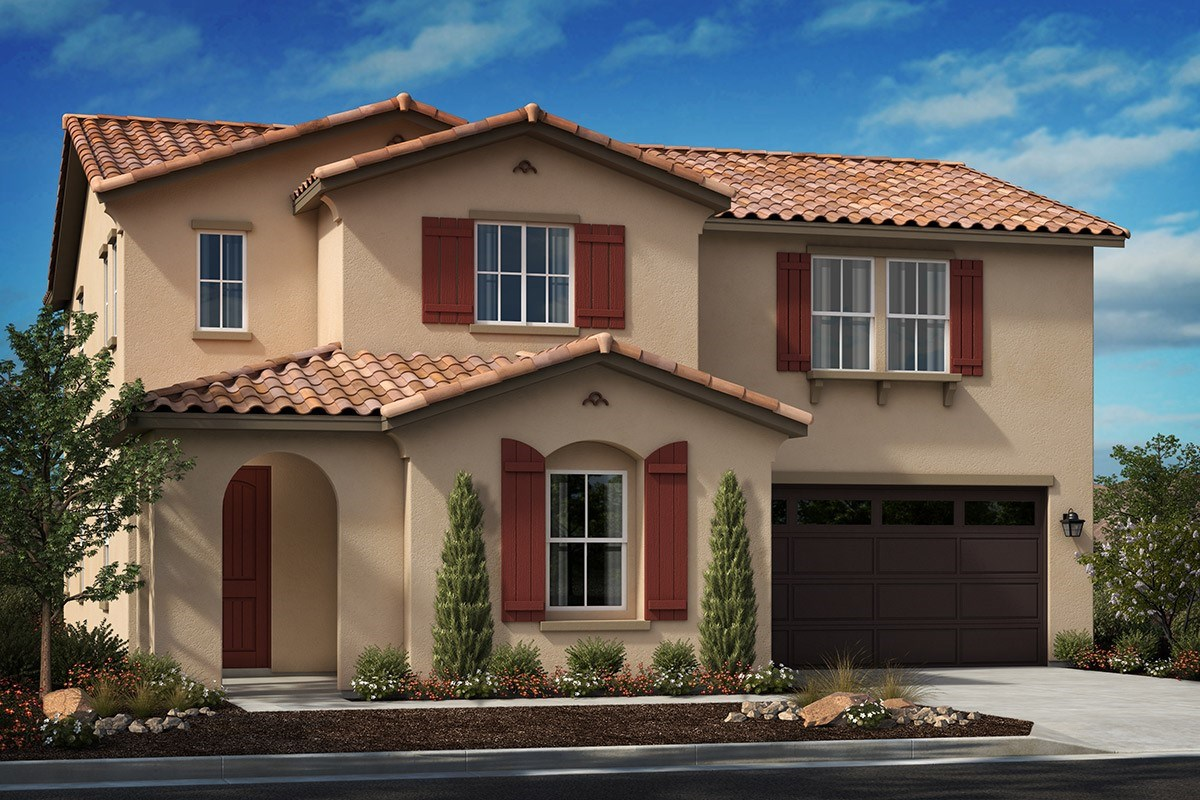 New Homes in Moreno Valley, CA - Daybreak Residence Six