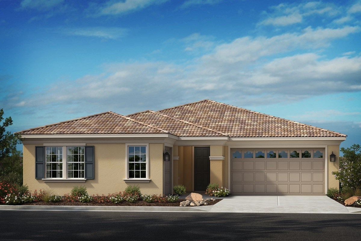 New Homes in Moreno Valley, CA - Daybreak
