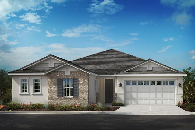 New Homes in Moreno Valley, CA - Traditional 'C' with Jr. Suite