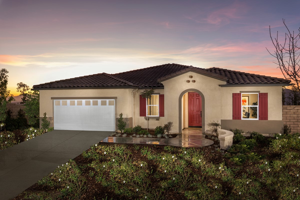 New Homes in Moreno Valley, CA - Daybreak Residence 2159