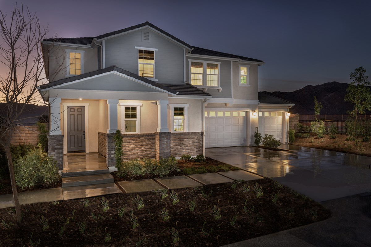 New Homes in Moreno Valley, CA - Daybreak Residence 2854