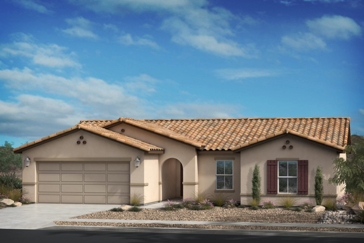 New Homes in Victorville, CA - Falcon Ridge Residence Two - Spanish