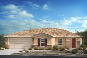New Homes in Victorville, CA - Residence 1624