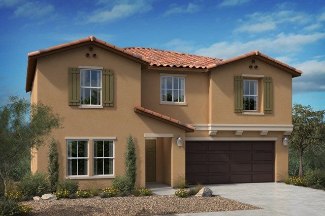 New Homes in Victorville, CA - Spanish 'A'