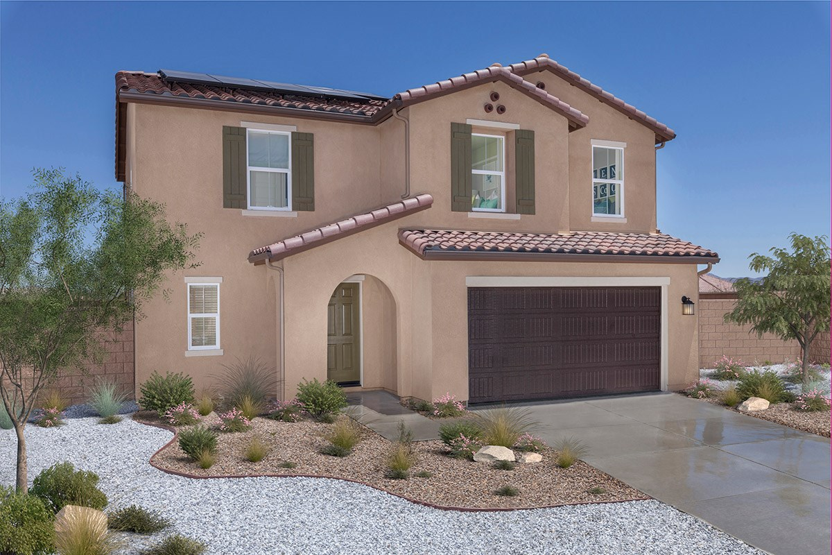 New Homes in Victorville, CA - Falcon Ridge Residence 1901