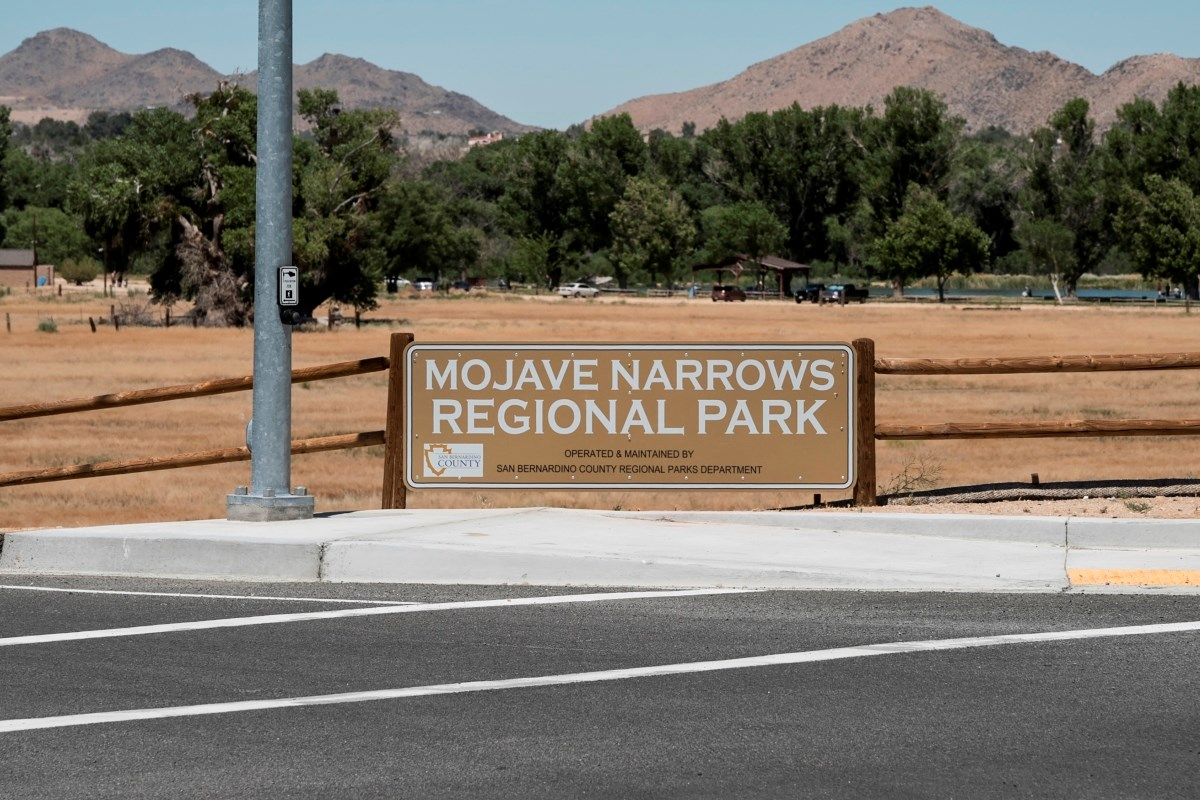 New Homes in Victorville, CA - Falcon Ridge Mojave Narrows Regional Park