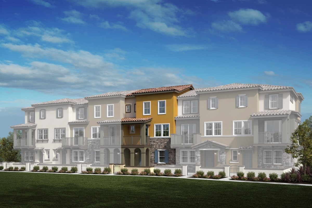 New Homes in Chino Hills, CA - Jade Tree Unit One