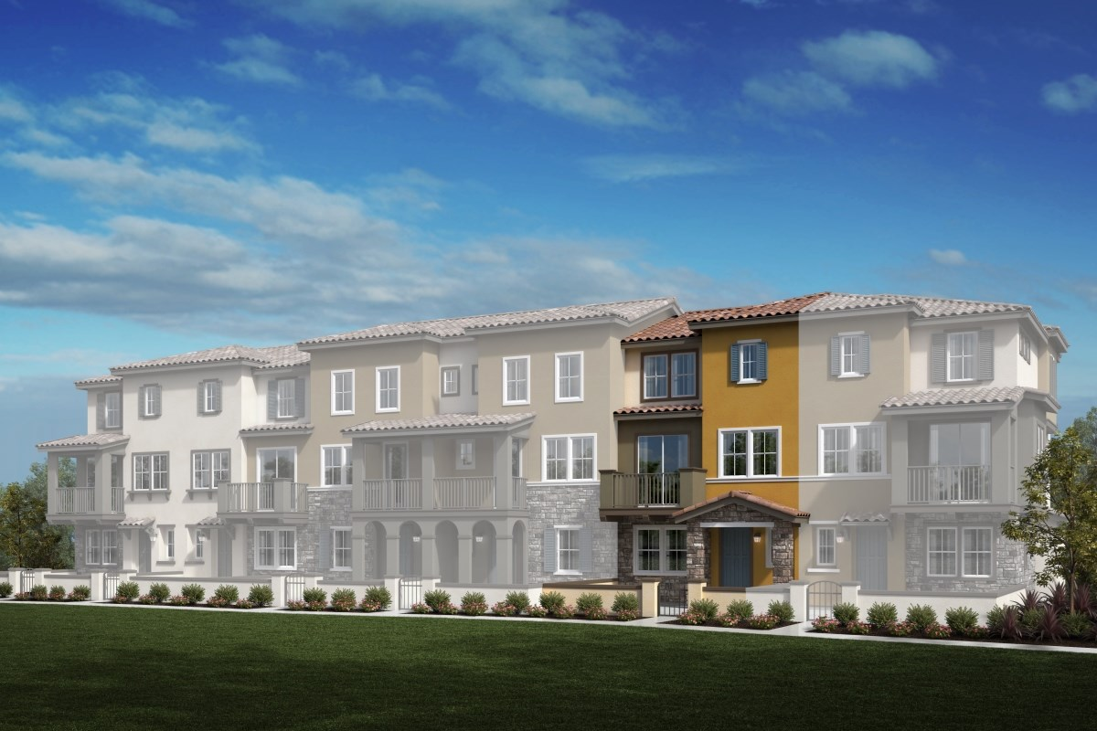 New Homes in Chino Hills, CA - Jade Tree Unit Two