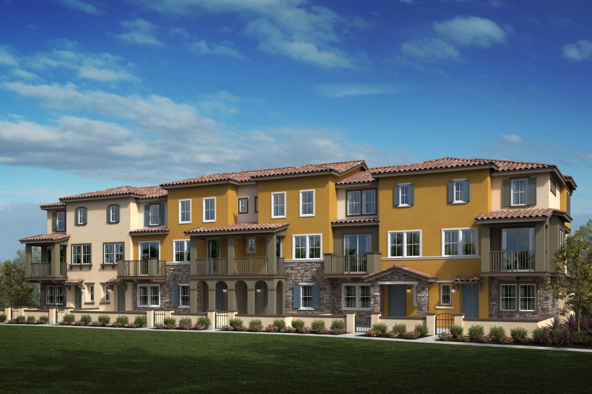 New Homes in Chino Hills, CA - Jade Tree Exterior