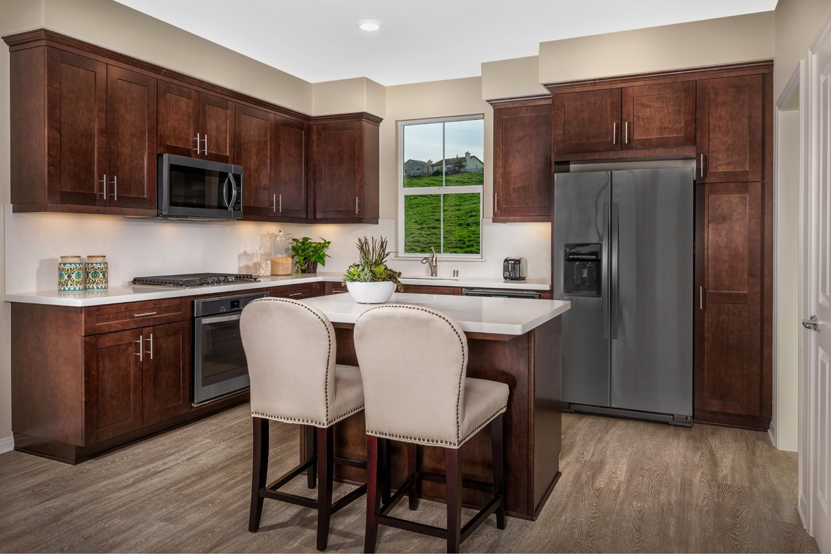 New Homes in Chino Hills, CA - Jade Tree Unit Two - Kitchen