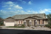 New Homes in Rancho Cucamonga, CA - Residence 3115