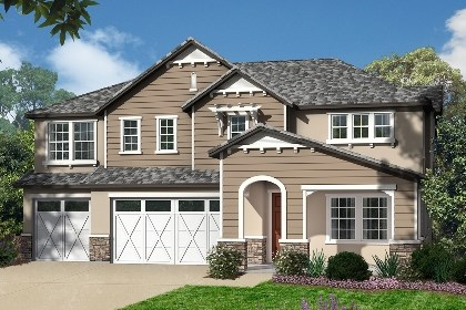 New Homes in Rancho Cucamonga, CA - Cottage 'D'