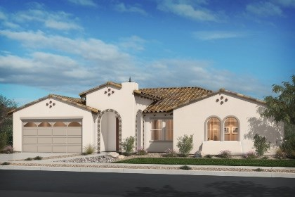New Homes in Rancho Cucamonga, CA - Spanish Colonial 'A'