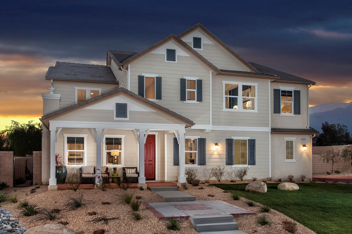 New Homes in Rancho Cucamonga, CA - La Ventana Residence 4506