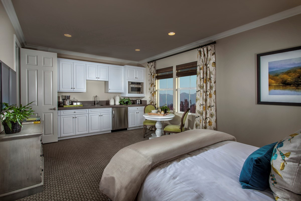 New Homes in Rancho Cucamonga, CA - La Ventana Residence 4506 - Junior Suite