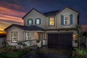 New Homes in Ontario Ranch, CA - Residence Three Modeled