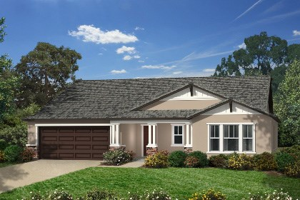 New Homes in Riverside, CA - Craftsman 'C""