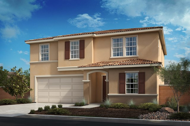 New Homes in Riverside, CA - Italianate 'D'