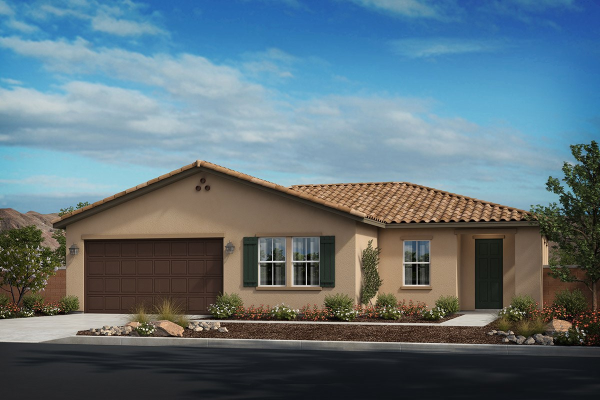 New Homes in Riverside, CA - Monterey at Spring Mountain Ranch Residence One