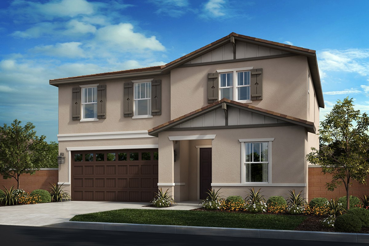 New Homes in Riverside, CA - Monterey at Spring Mountain Ranch Residence Four