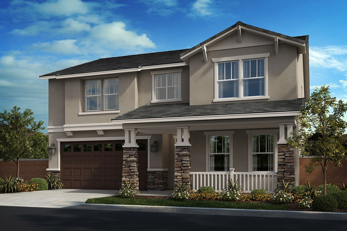 New Homes in Riverside, CA - Monterey at Spring Mountain Ranch Residence Five