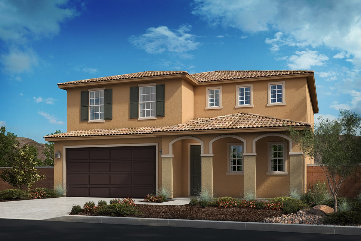 New Homes in Riverside, CA - Monterey at Spring Mountain Ranch Residence Six