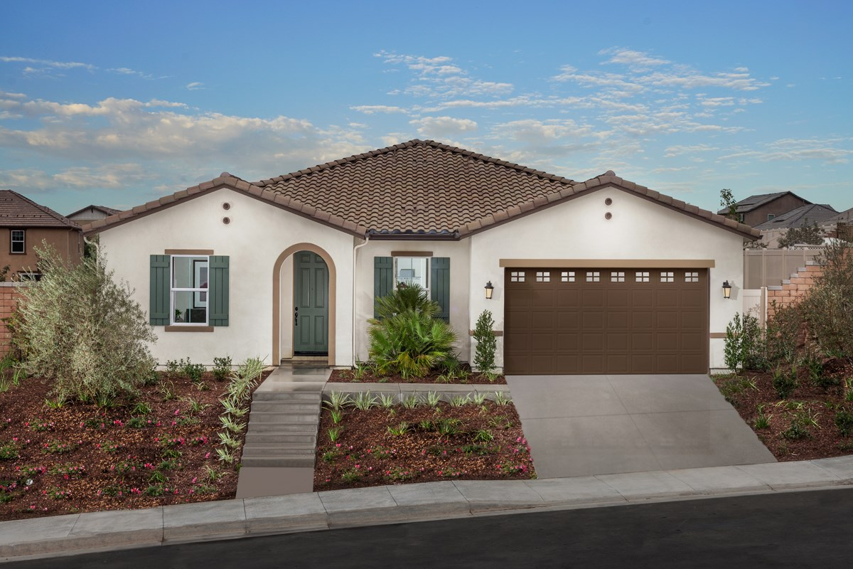 New Homes in Riverside, CA - Monterey at Spring Mountain Ranch Residence Three