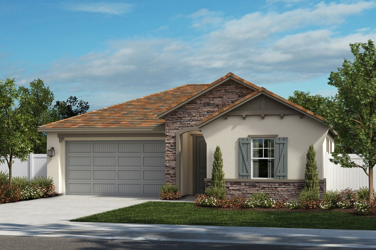 New Homes in Ontario, CA - Northpark Residence 1771