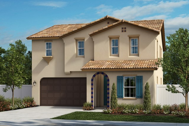 New Homes in Ontario, CA - Spanish 'A'