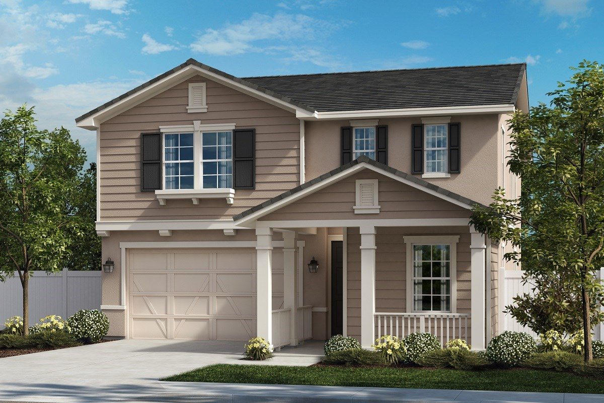 New Homes in Ontario, CA - Northpark Residence 2385
