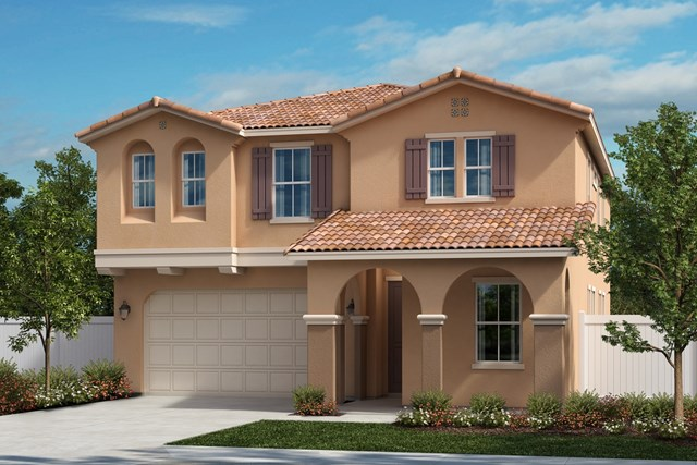 New Homes in Ontario, CA - Spanish Colonial 'A'