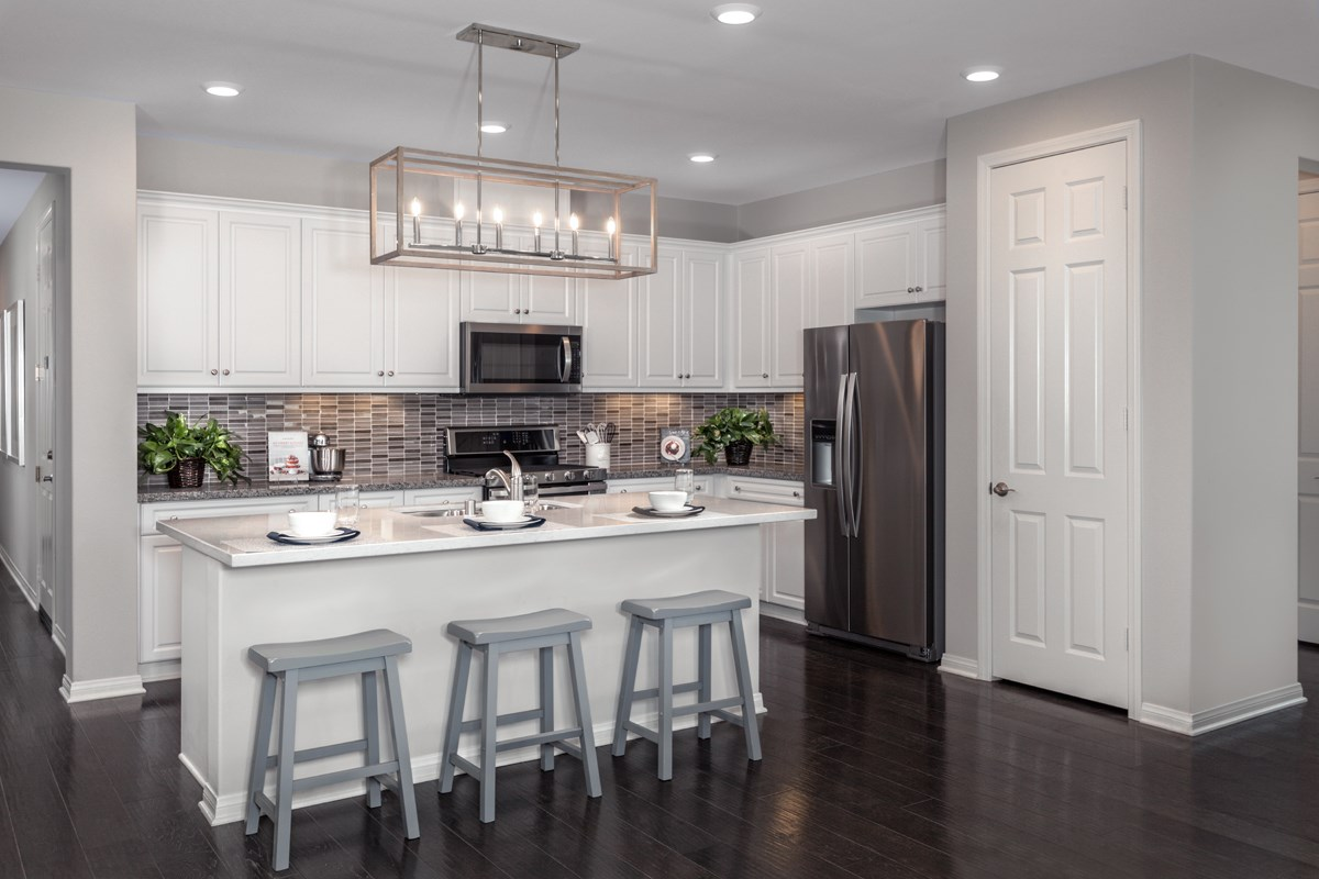 New Homes in Ontario Ranch, CA - Northpark Residence One - Kitchen