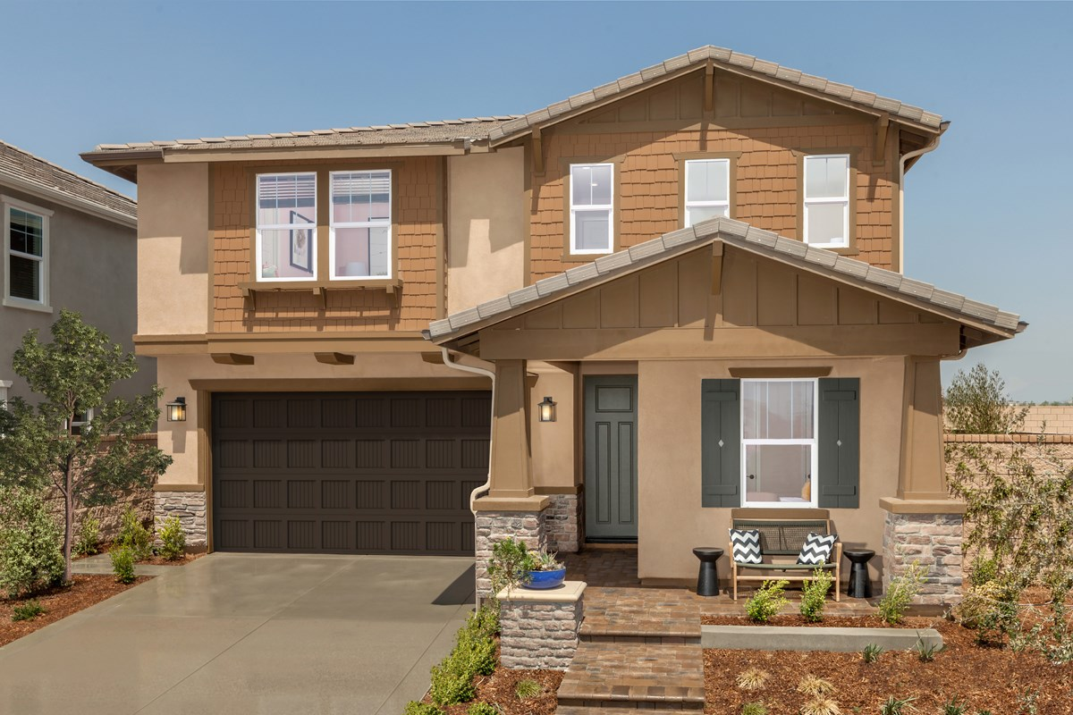 New Homes in Ontario Ranch, CA - Northpark Residence 2886