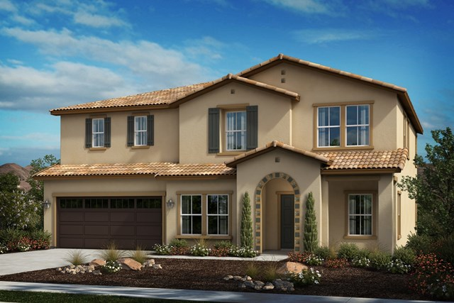 New Homes in Menifee, CA - Spanish Colonial 'B'