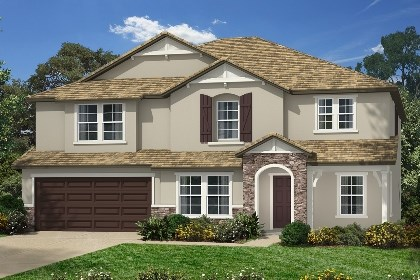 New Homes in Riverside, CA - French 'D'