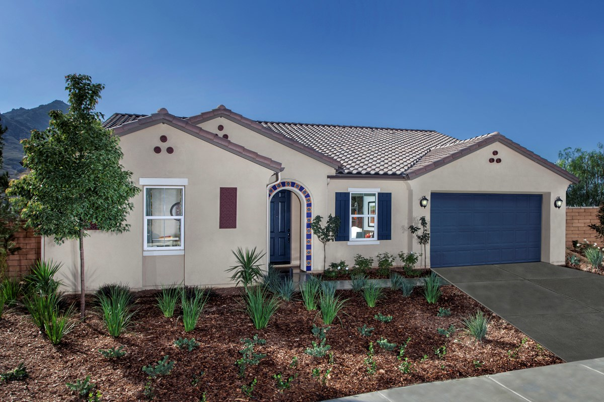 New Homes in Riverside, CA - Presidio Point at Spring Mountain Ranch Residence Two
