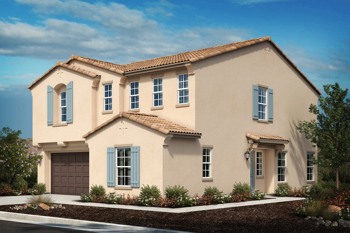 New Homes in Riverside, CA - Primrose Residence Three - Spanish 'B'