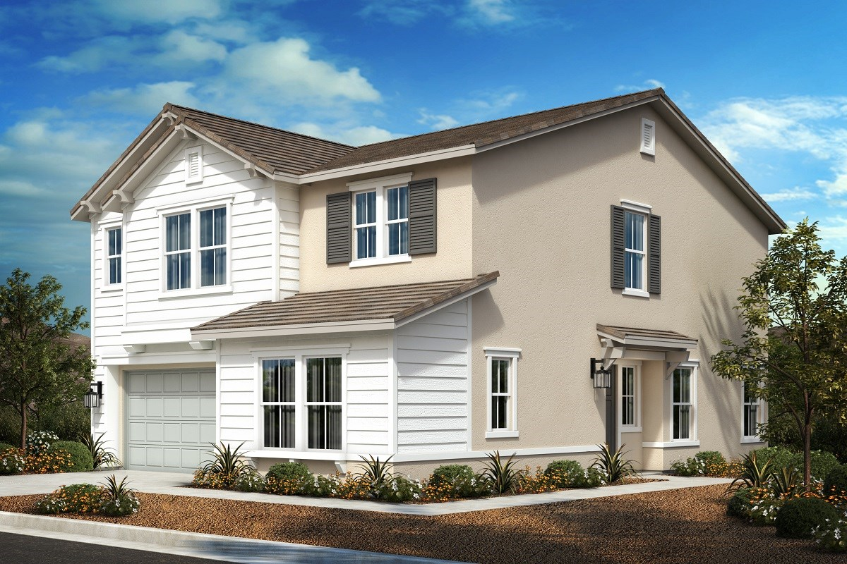 New Homes in Riverside, CA - Primrose Residence Three - Farmhouse 'B'