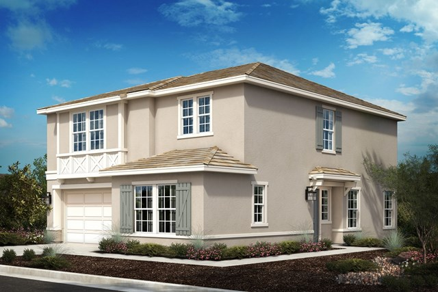 New Homes in Riverside, CA - French Country 'C'
