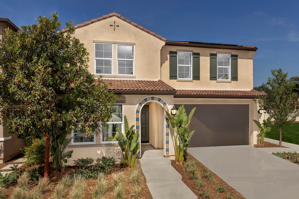New Homes in Riverside, CA - Primrose Residence Two