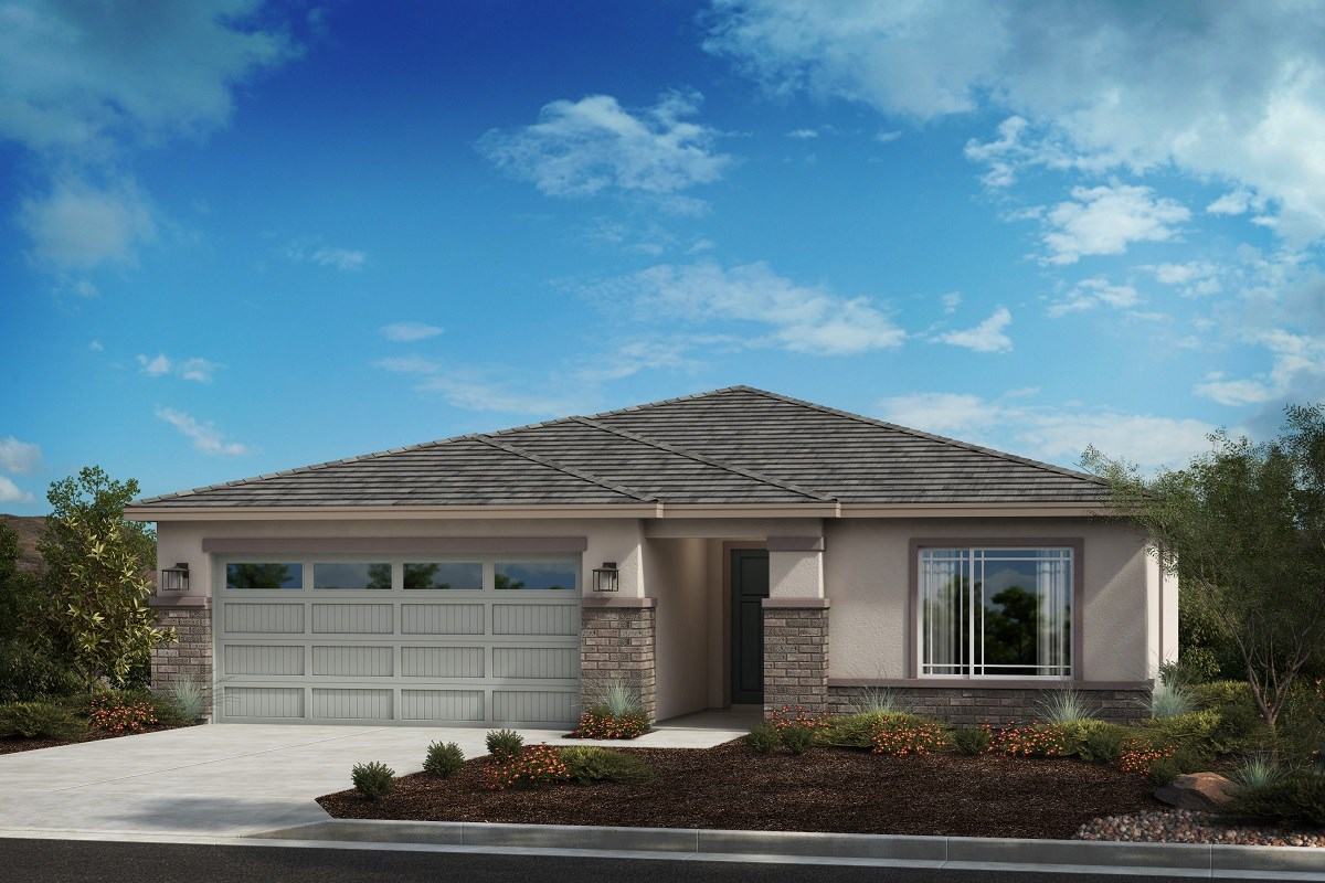 New Homes in Menifee, CA - Salerno at Shadow Mountain Residence Two - Transitional Prairie 'C'