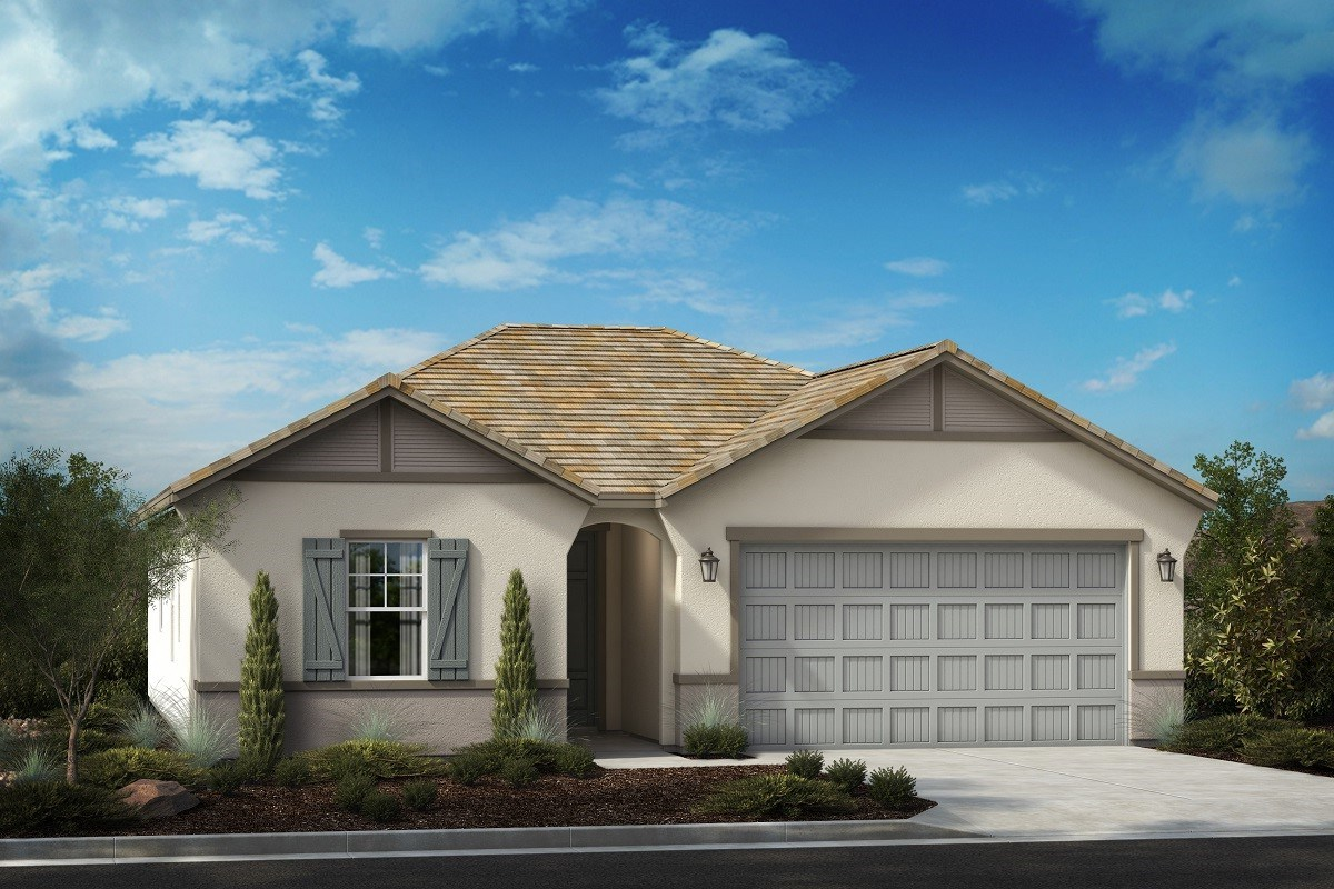 New Homes in Riverside, CA - Santa Barbara at Spring Mountain Ranch Residence Nine - French Cottage 'C'