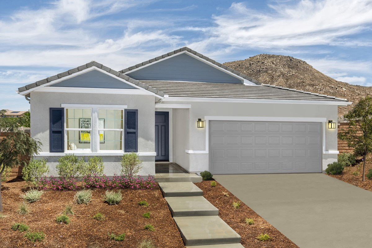 New Homes in Riverside, CA - Santa Barbara at Spring Mountain Ranch Residence Nine