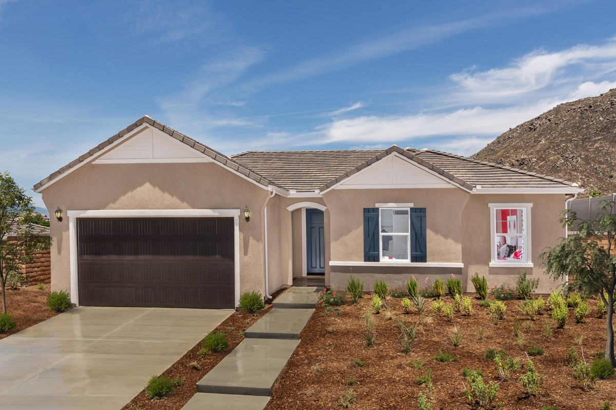 New Homes in Riverside, CA - Santa Barbara at Spring Mountain Ranch Residence Eleven