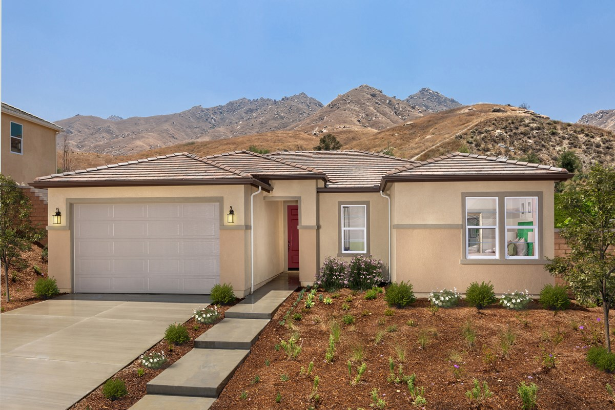 New Homes in Riverside, CA - Santa Barbara at Spring Mountain Ranch Residence Sixteen