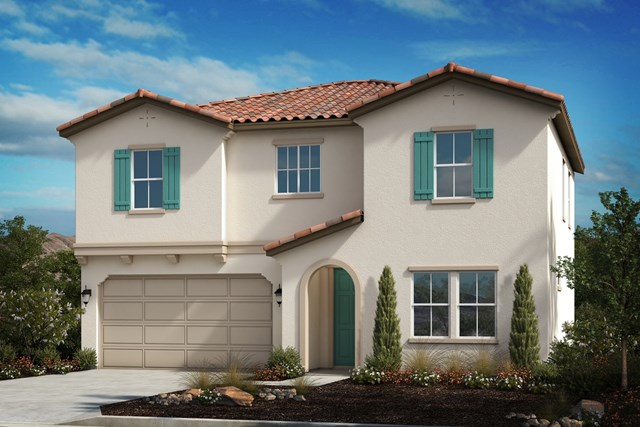 New Homes in Murrieta, CA - Spanish 'A'