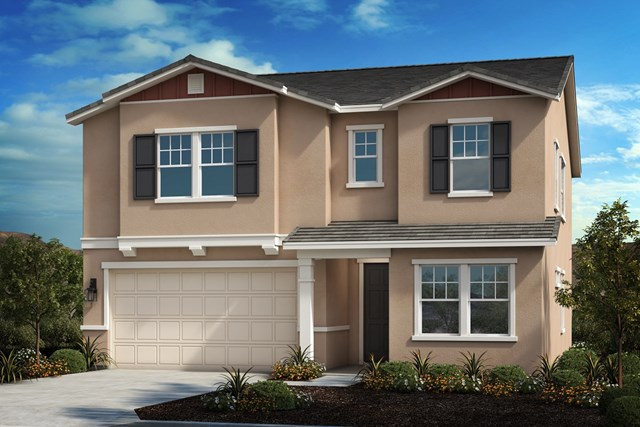 New Homes in Murrieta, CA - Farmhouse 'B'