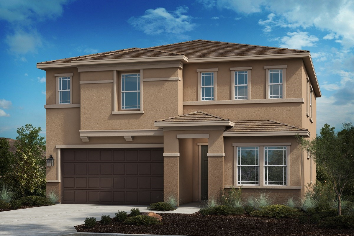 Residence 3368 New Home Floor Plan In Santolina At