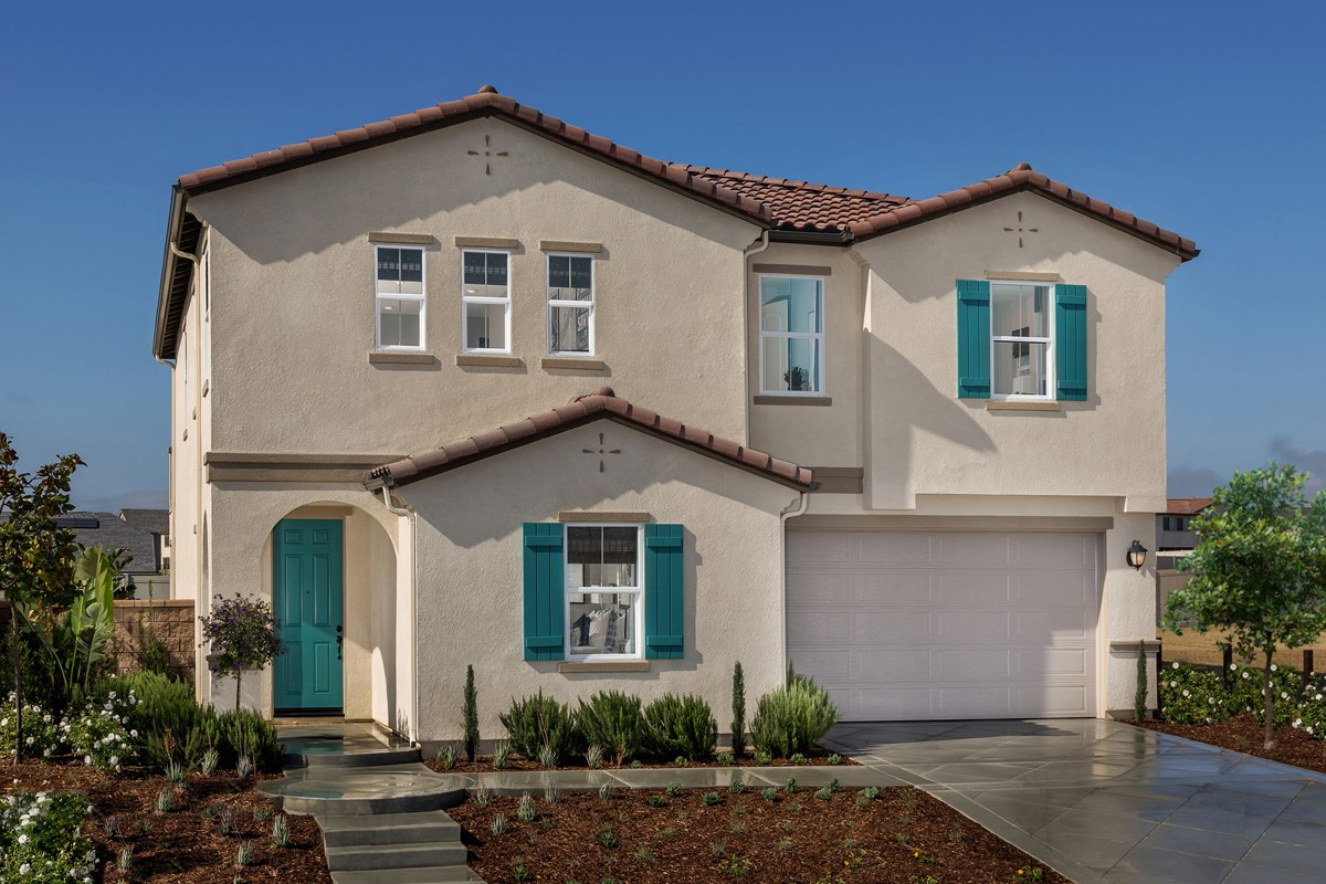 New Homes in Murrieta, CA - Santolina at Spencer's Crossing Residence 3368