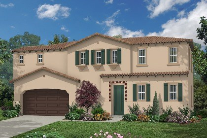 New Homes in Murrieta, CA - Elevation 'B'